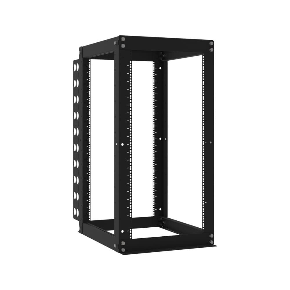 24U Open Frame Server Rack