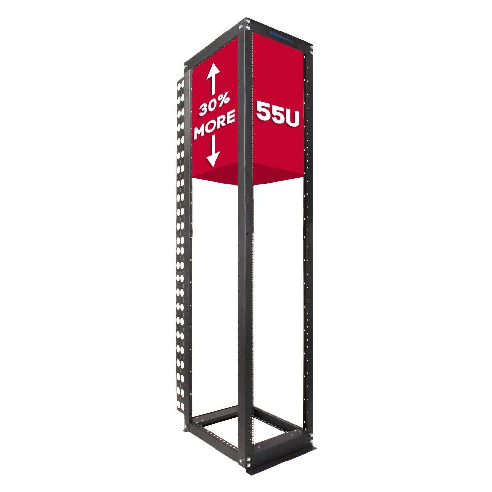55U Open Frame Server Rack