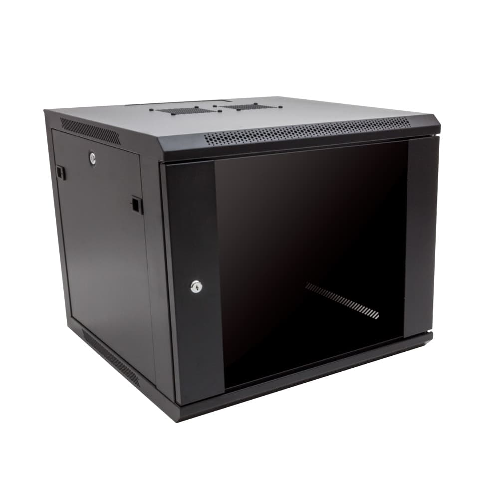 9U Wall Mount AV Rack